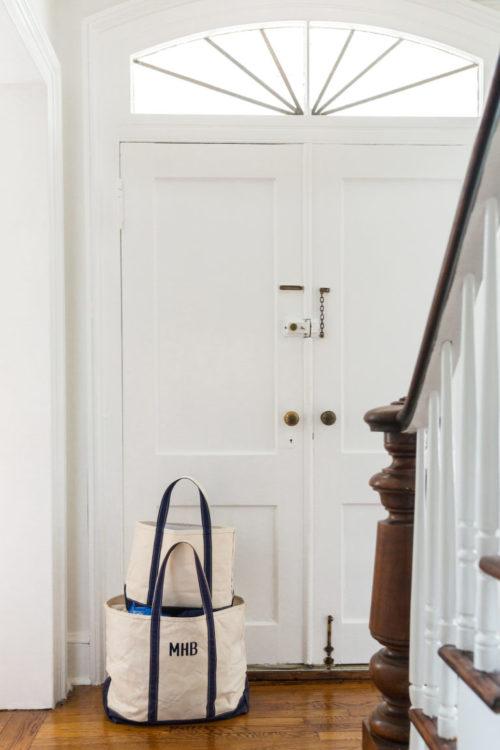 design darling hospital bag packing list