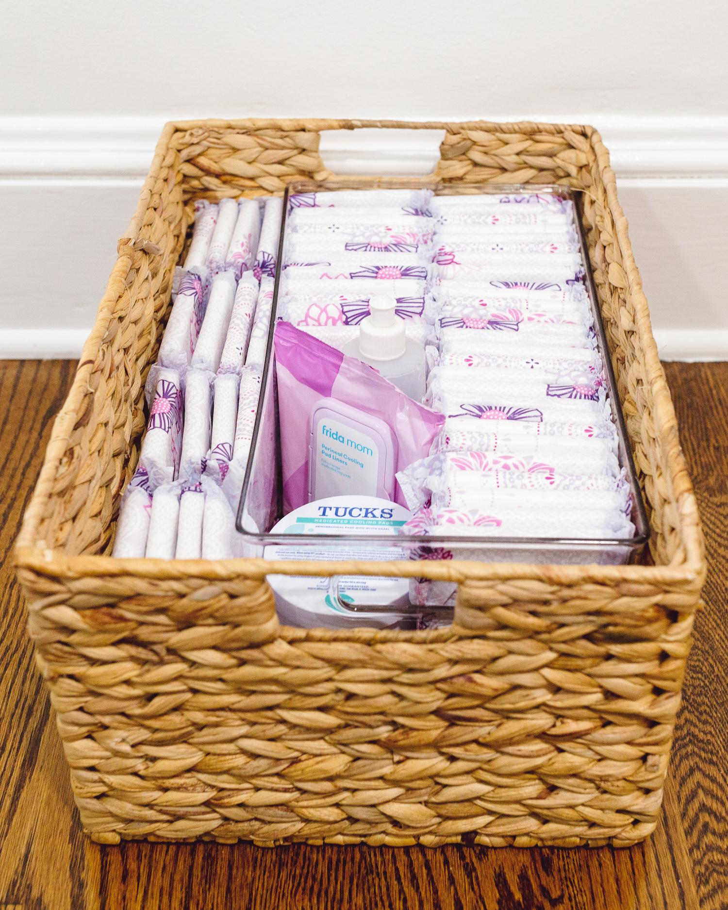 design darling postpartum recovery essentials
