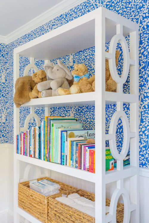 design darling nursery bookcase