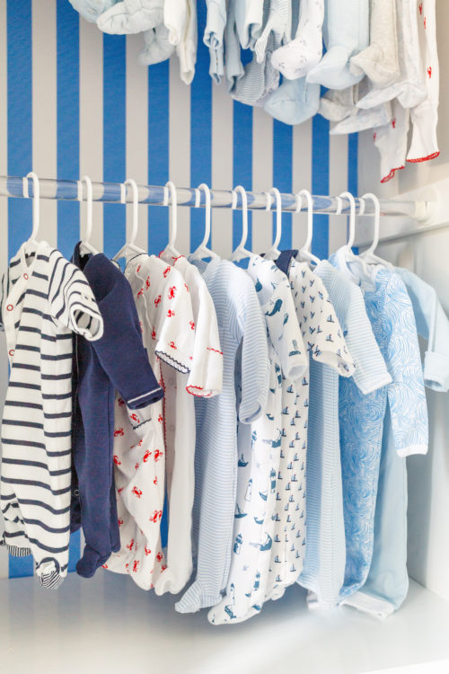 design darling nursery closet