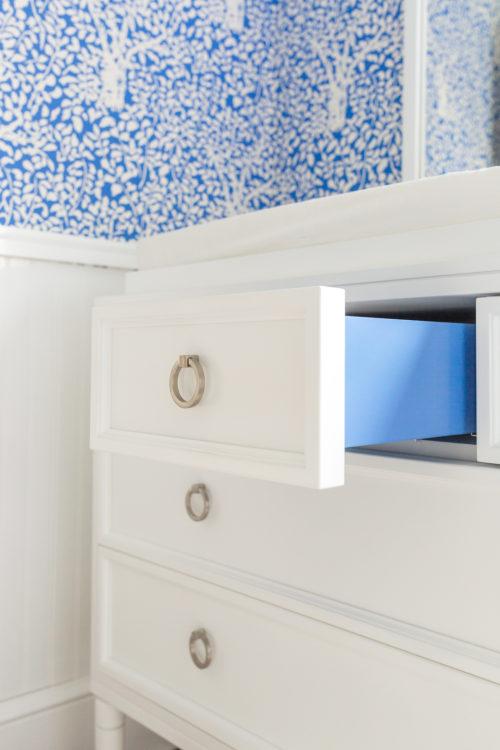 design darling nursery ducduc savannah 5 drawer changer