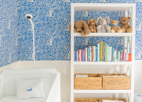 design darling nursery quadrille arbre de matisse reverse wallpaper china blue