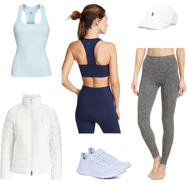 design darling workout clothes on my wishlist