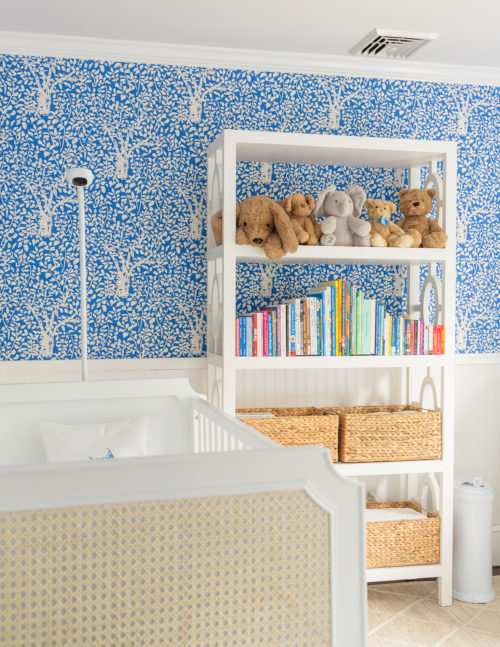 quadrille arbre de matisse reverse wallpaper china blue in design darling nursery