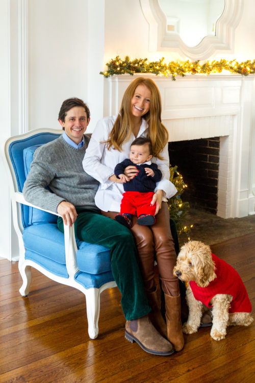 design darling ralph lauren family photo