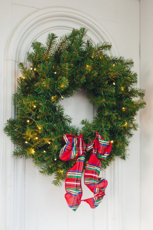 design darling wreath
