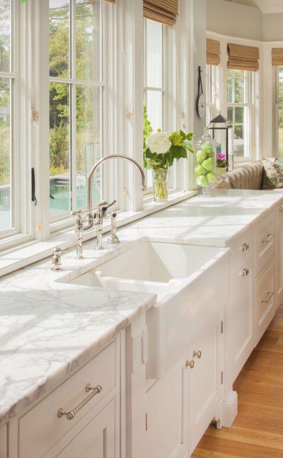 design darling kitchen inspiration white farm sink