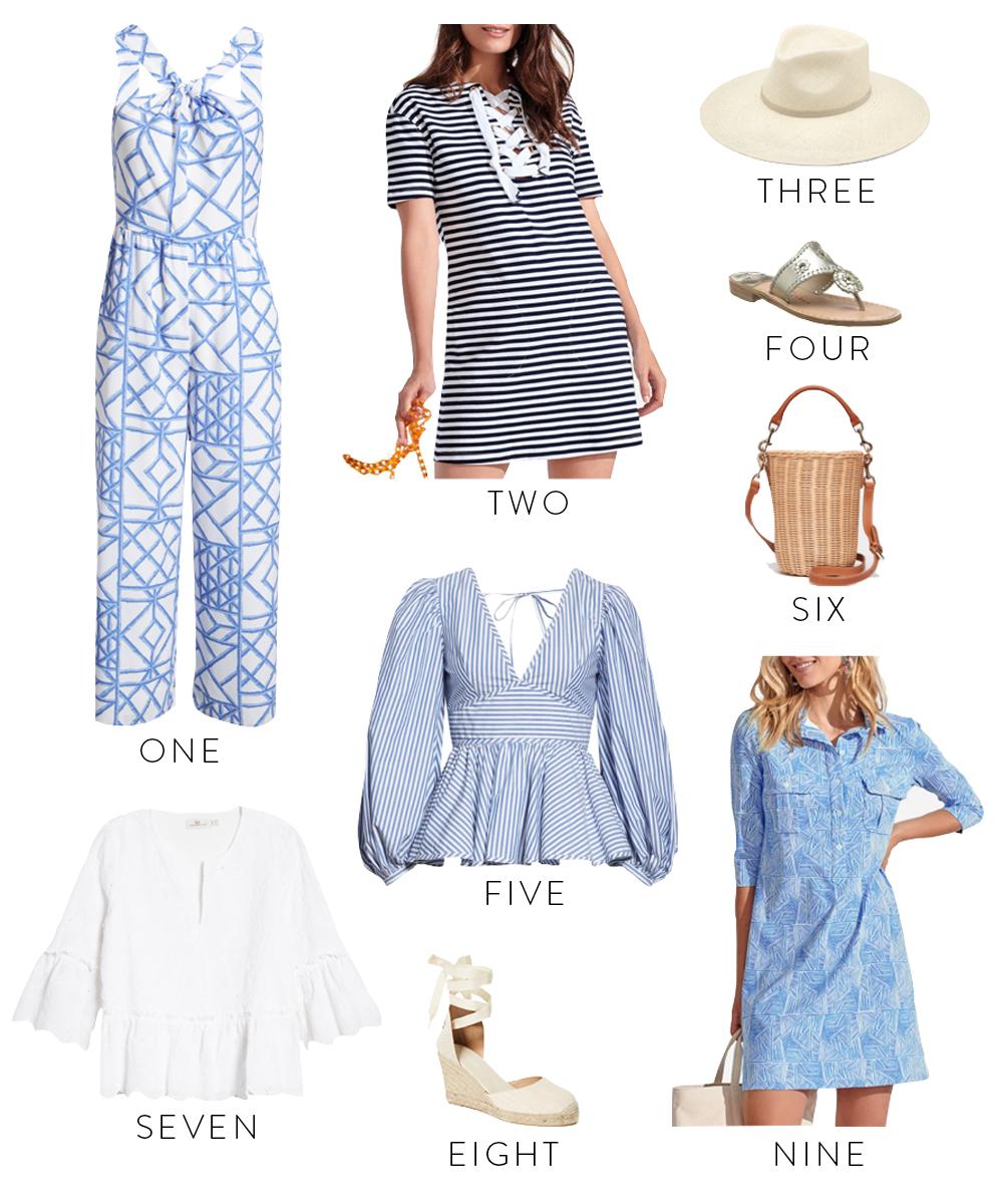design darling palm beach packing list
