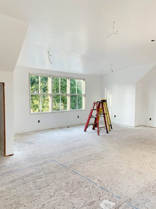 design darling loft paint color behr ultra pure white