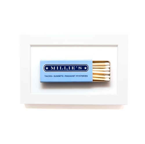 millie's nantucket art print