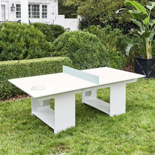 ballard designs del ray outdoor ping pong table