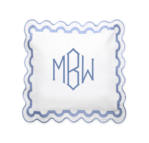 matouk mirasol bedding with monogram