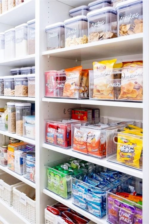 the home edit pantry organization