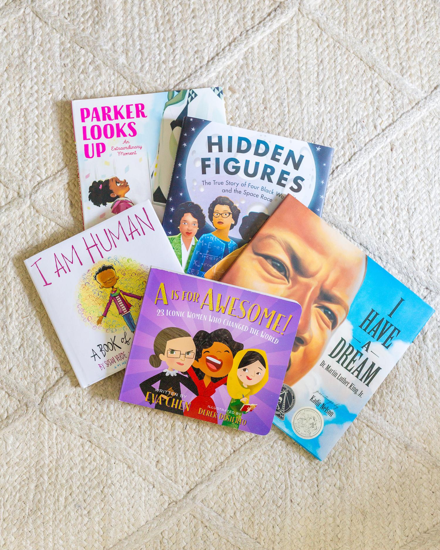 Coretta Scott King Book Award winners