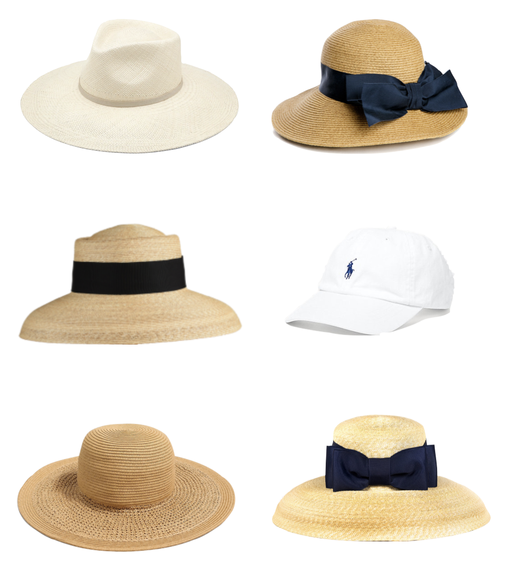 design darling straw hats