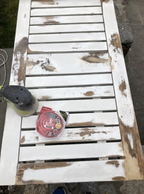 repairing wood rot on outdoor furniture 4