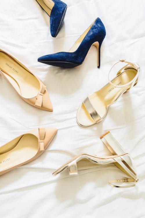 sarah flint perfect block sandal 90 gold nappa leather