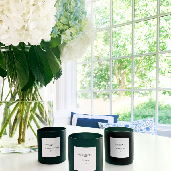 black owned businesses marie hunter candles