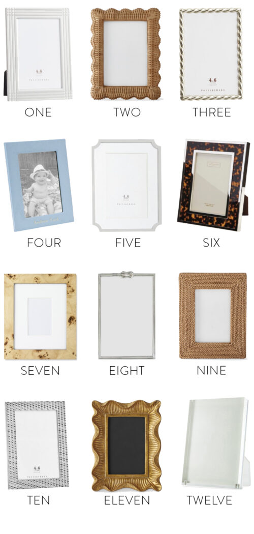 design darling picture frames