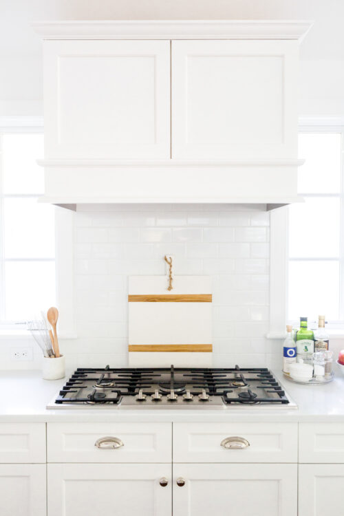 design darling kitchen bosch stovetop