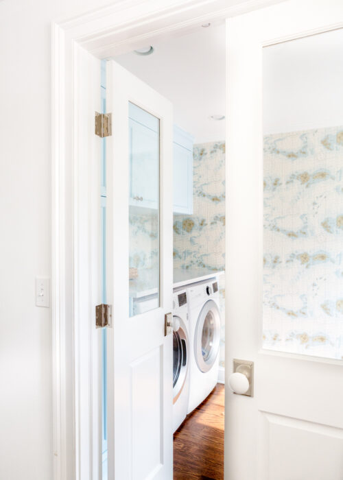 design darling laundry room glass doors with emtek providence doorknobs
