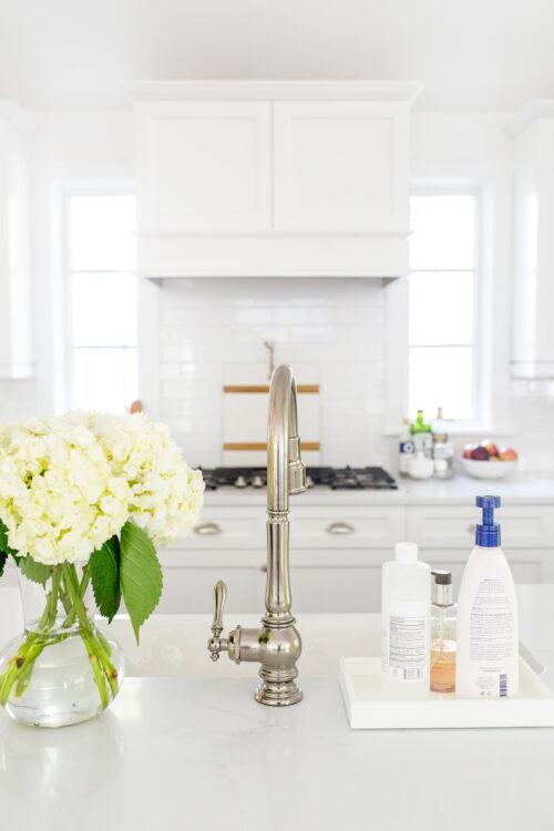 kohler artifacts pull-down kitchen sink faucet