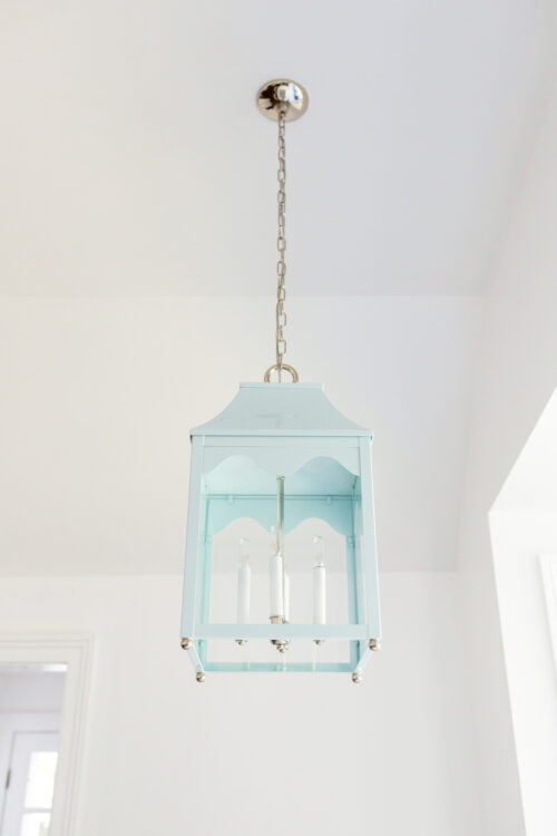 oomph hobe sound lantern in hinting blue design darling breakfast nook