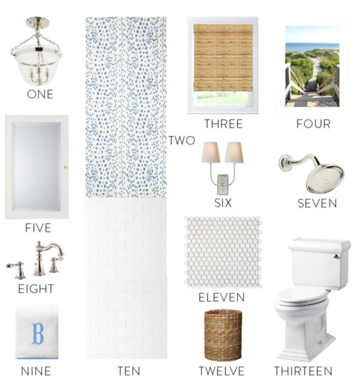 design darling kids bathroom plans