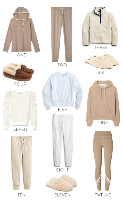 loungewear round-up design darling