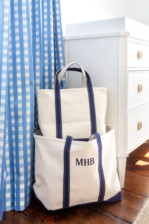 hospital bag packing list on design darling