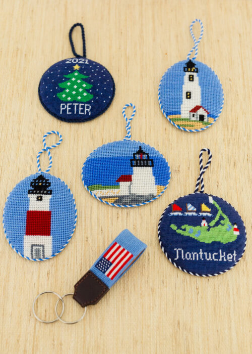 design darling needlepoint ornaments