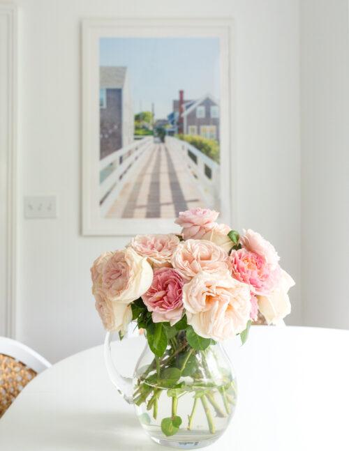 grace farm roses design darling breakfast nook