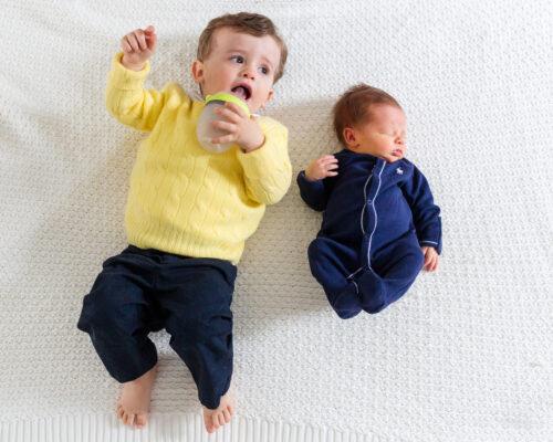 one month baby recap