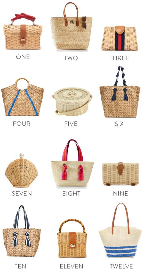 basket bags 2021