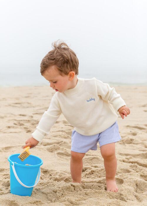 cygnet children's name sweater on design darling 2