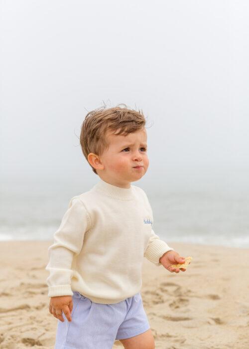 cygnet children's name sweater on design darling 4