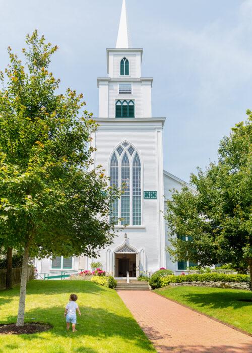 nantucket church tower climb first congregational church bell tower 10