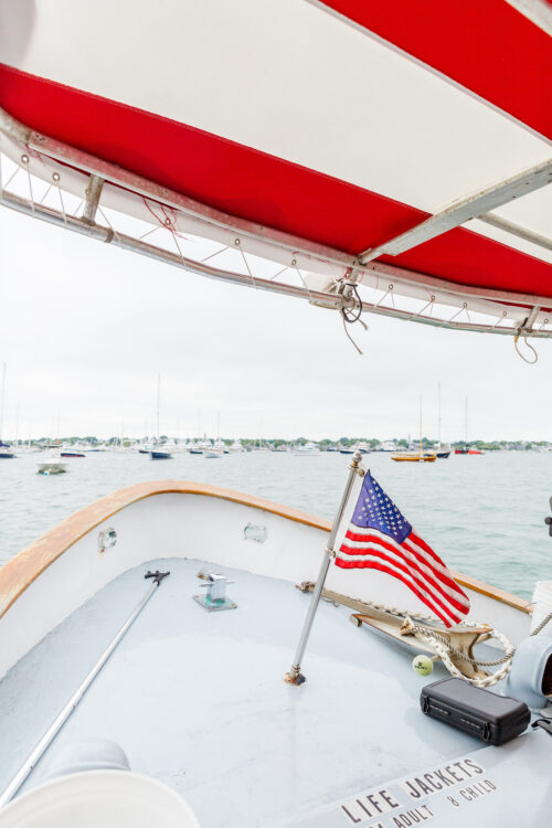 nantucket harbor tour shearwater excursions ice cream cruise 2