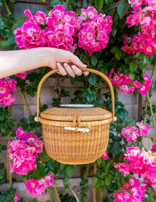 nantucket lightship basket design darling