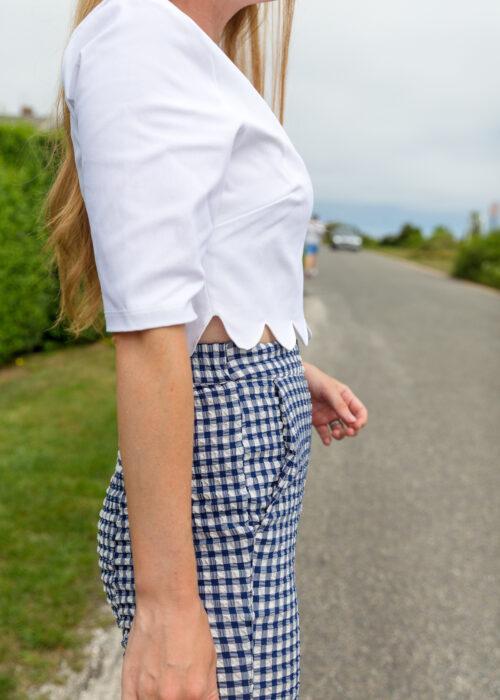 cartolina nantucket jackie top and diana pants