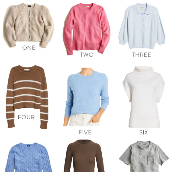 preppy sweaters for fall 2021