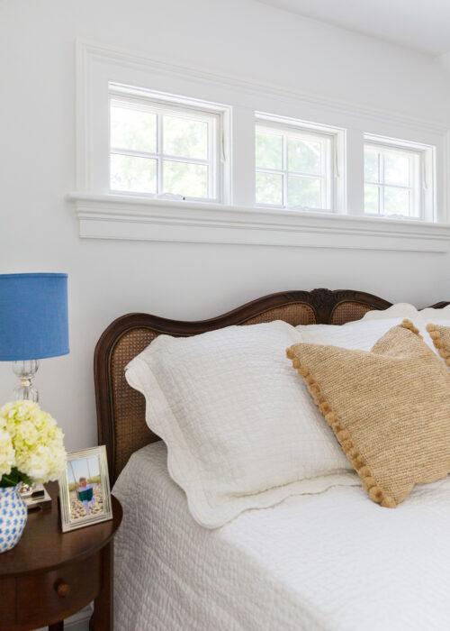 serena & lily baywood shams scalloped bedding