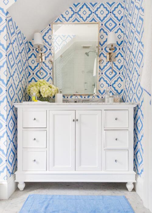 thibaut bungalow wallpaper with wayfair rosalind wheeler digiacomo 48 single bathroom vanity