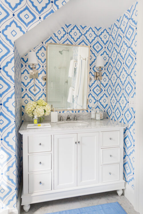 thibaut bungalow wallpaper with wayfair rosalind wheeler digiacomo 48 single bathroom vanity white