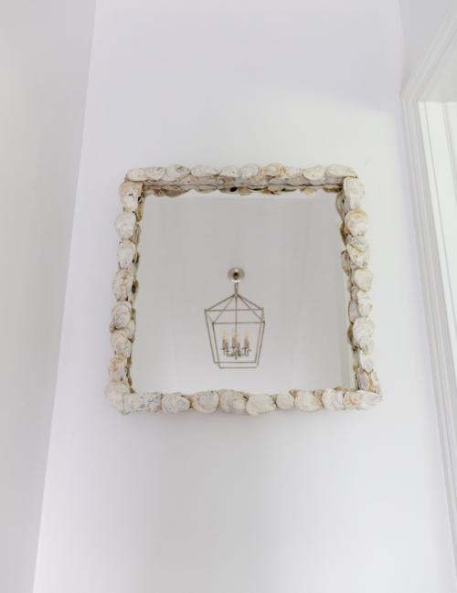 design darling loft stairwell oyster mirror