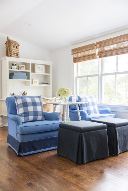 design darling loft woven roman shades